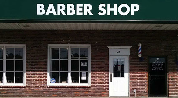 Clarkson Barber Shop